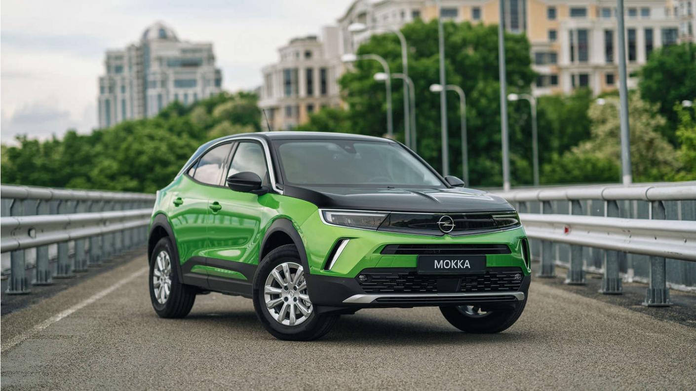 Новий стильний кросовер Opel Mokka вже вукраїнських автосалонах Бренду: варто бачити ітестувати!
