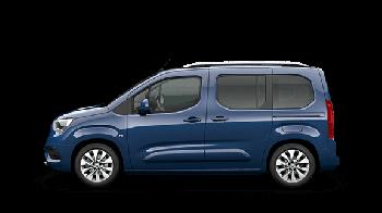 Opel Combo Life 1,6 л МКПП-5 Elegance L1 2021