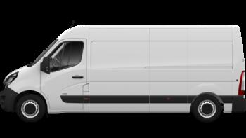 Opel Movano 2,3 л (125 к. с.) МКПП-6 F3500 L3H2 2020