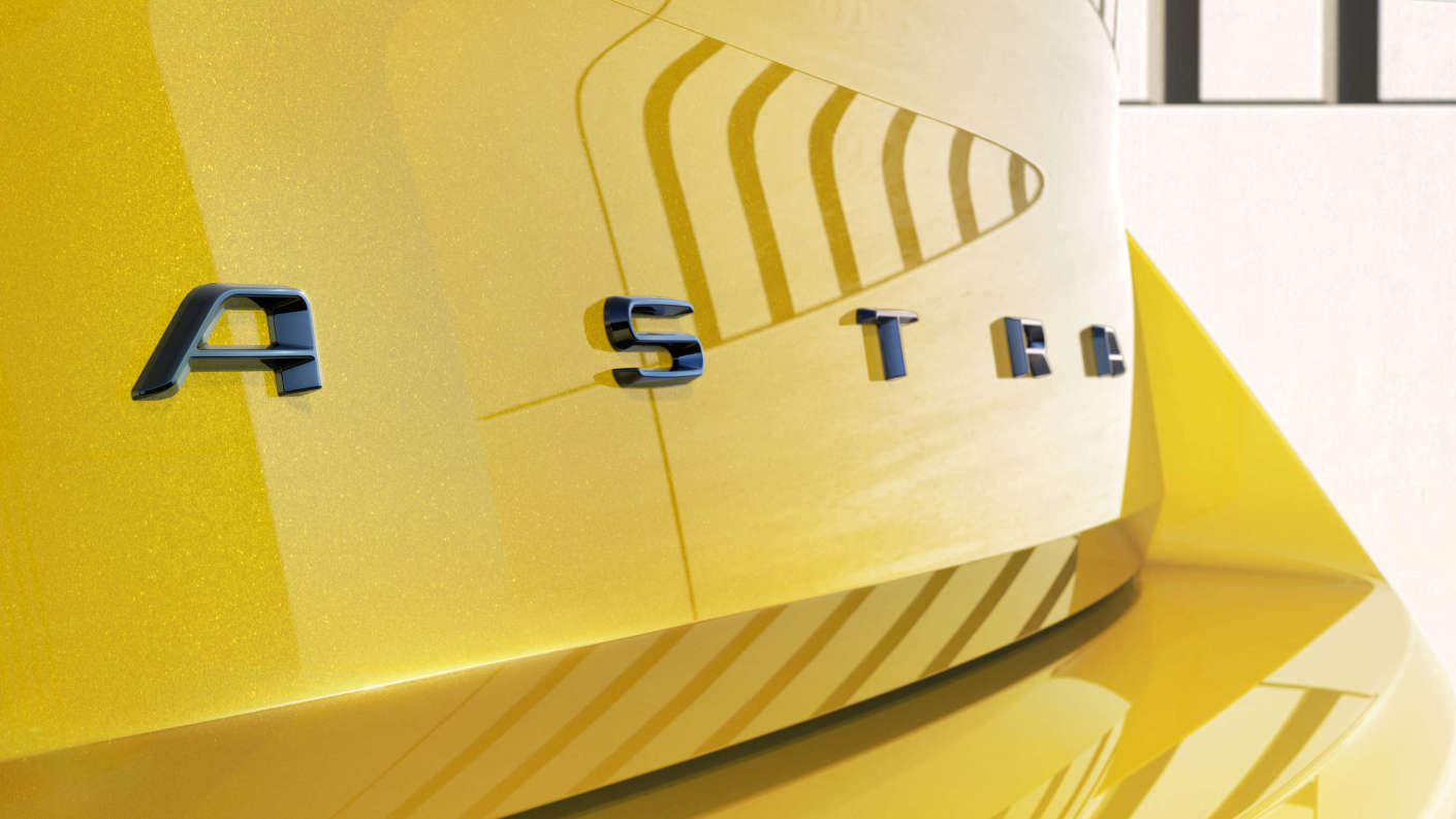 Заряджена науспіх: Бренд Opel розкриває перші деталі про нове покоління моделі Astra