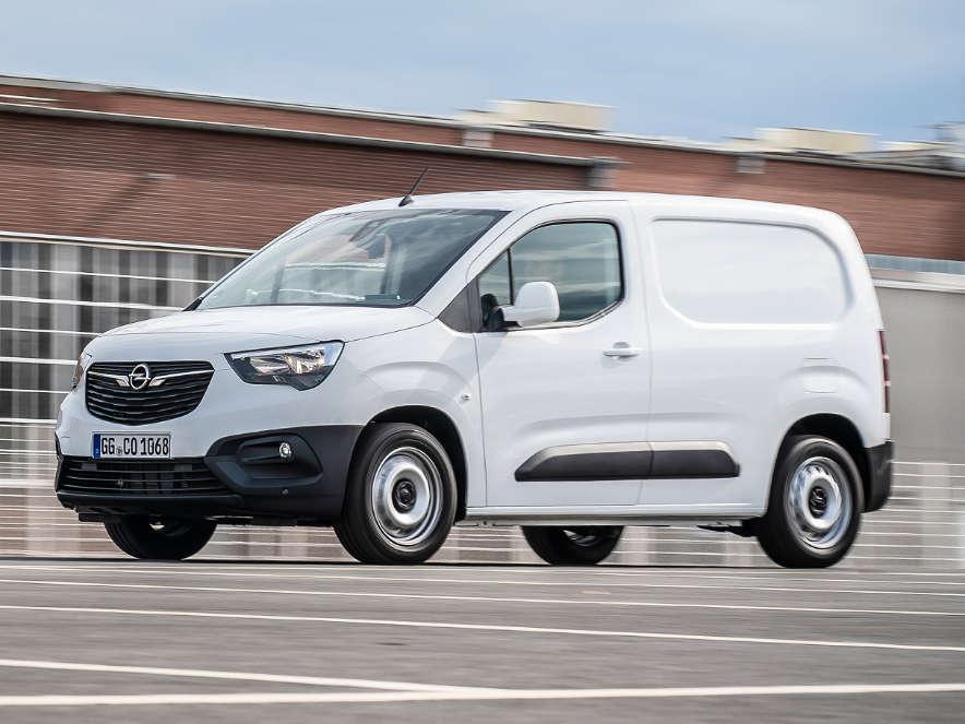 Opel Combo Cargo, зовнішній вигляд