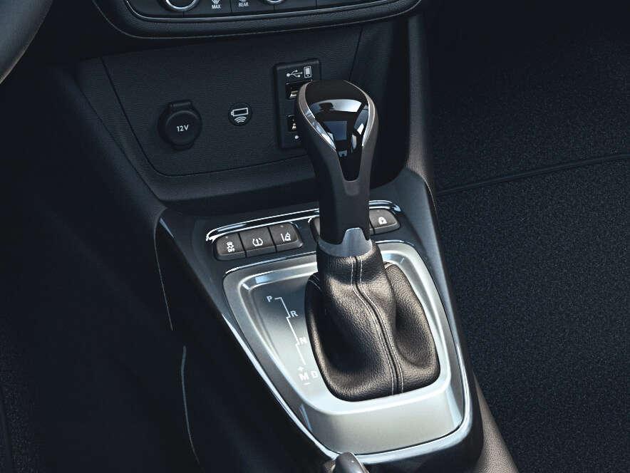 Opel Crossland, Коробки передач